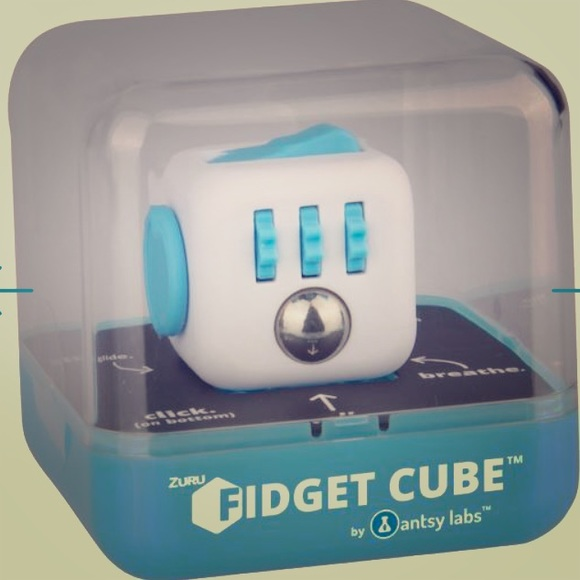 NEW Antsy Fidget Cube With Prism